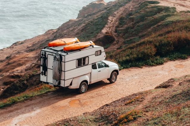 Allrad Camper